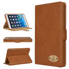 All Apple iPad Slim Designer Leather Flip Case Luxury Smart Cover Sleek design