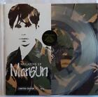 """Mansun - Negative EP - Limited Edition 7"""" Clear Vinyl Single With Picture Insert"""