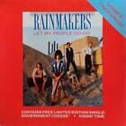 """Rainmakers - Let My People Go-Go - 7"""" Double Pack Vinyl Single In Picture Sleeve"""