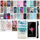 For Xiaomi Mi Max Design PATTERN HARD Protector Back Case Phone Cover + Pen