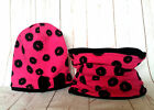 Girls / Kids Hat With tube Scarf Cotton /1-3 years *NEW*