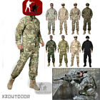 Army Mens Jacket Pants Military Tactical BDU Uniform Suit Special Force Hunting