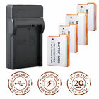 LP-E8 Battery Charger for Canon Rebel T2i T3i T4i T5i Kiss X5 550D 600 650D 700D