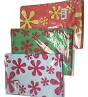 Pack Of 3 100% Cotton Tea Towels Kitchen Set  Dish Clothes Cleaning Drying New