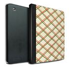 STUFF4 PU Leather Tablet Case/Cover for Apple iPad 2/3/4/Criss Cross Pattern