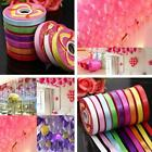 1 Roll of 10mm Curling Ribbon/Balloon Ribbon for Wedding Xmas Party Decoration T