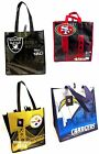 NFL Team Reusable Shopping/ Grocery bag $5.99 USD on eBay