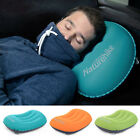 Nature Mini Inflatable Air Pillow Bed Cushion Work Travel Hiking Camping Rest