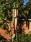 Fairtrade Bamboo Garden Windchimes Outdoor Zen Hanging Wooden Large Wind Chime