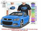 CLASSIC 2016 VF STORM UTE COMMODORE  ILLUSTRATED T-SHIRT MUSCLE RETRO SPORTS CAR