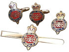 Grenadier Guards Cufflinks, Tie Clip, Lapel Badge, Set or Individual