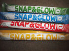 SNAP & AND GLOW PARTY BAGS 80'S HEN NIGHT GLOW IN DARK STICK PINK BLUE GREEN ETC