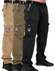 GEOGRAPHICAL NORWAY HERREN HOSE FREIZEIT TROUSERS CARGO HOSE ARMY HOS Padang