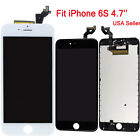 """LCD Screen Display+Touch Screen Digitizer+Frame For iphone 6S 4.7"""" White&Black"""