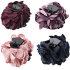 Women Hairstyle Accessory Flower Decor Camellia Hairdressing Hair Claw