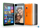 100% Original Back Battery Panel Shell Case Cover for Microsoft Lumia 535