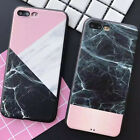 New Cute Granite Marble Patterns Soft TPU Back Case Cover for iPhone 6/6S/7 Plus