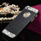 Luxury Bling Glitter Shiny Protect Case Cover With Diamonds For iPhone 7/7 Plus