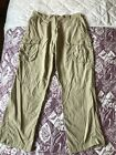 Rohan Ladies Jungle Expedition Cargoes Size Large - Very Good Condition
