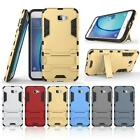 HK-Shockproof 2 in 1 Armor Stand Back Cover For Samsung galaxy ON7 2016