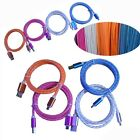 1.2M Micro USB Fast Data Sync Charger Charging Cable For LG Samsung Phone Lot