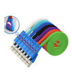 1M LED Light Flat Micro USB Charger Cable Data Sync Cord For Mobile Smart 18a28