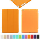 Smart Magnetic Leather Cover and Back Case for Apple iPad Mini 1 2 3 Gifts Lot