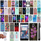 For OnePlus 3 Three Cute Design TPU SILICONE Soft Skin Case Phone Cover + Pen