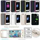 External Backup Battery Charger Protective Case Power Bank For iPhone 5 5s 6 &6+
