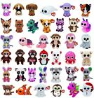 TY 6 inch Beanie Boos - Boo Plush Teddy - Soft Toy - Choose from many designs...
