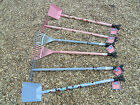 Mickey Mouse & Minnie Mouse Childrens Garden Tools Leaf Rake Shovel & Rake NEW!