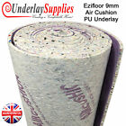 Ezifloor Air Cushion 9mm Thick PU Underlay Order per m2 UK Manufactured Branded