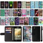 For ZTE Warp Elite Z9518 Design Flip Wallet Leather POUCH Case Cover + Pen