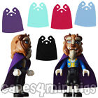 3 CUSTOM Beast Capes for Lego friends minifigs. 26584 style - CAPE ONLY