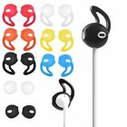1 pair Silicone Earphone Eartips Earpads For iphone5 6 6plus 6s 6splus 7 7plus