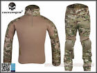 EMERSON Gen2 Combat Suit &Pants Uniform Set Multicam Military Airsoft EM2725