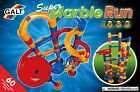 Galt Toy's Marble Run, Super Marble Run, Mega Marble Run, Marble Racer sets