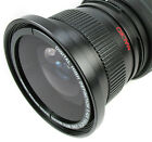 FishEye/Wide Angle Combo Lens for SONY Alpha 18-70mm or !8-55mm
