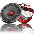 "2 DS18 PRO-X6.4BM 1200W Max 6.5"" Midrange Speakers Loudspeaker With Bullet 4 Ohm"