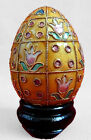 Cloisonne a55-66 Handmade colorful Christmas copper egg flower Ornaments gifts