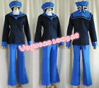 APH Hetalia Axis Powers Norway Uniform COS Clothing Cosplay Costume free shippin