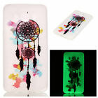 New Pattern Ultra Slim Glow Soft TPU Rubber Gel Luminous Case Cover For Phones