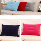 Outdoor Travel Folding Air Inflatable Pillow Hiking Cushion Break Office Decor