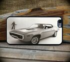 Retro 1971 Plymouth Road Runner 440 Muscle Ca  iPhone 6 6S+ phone case
