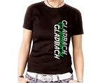 Damen Shirt Top Tee tattoo Meine Stadt Fun Ultras Pyro Fastival Gladbach