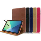 Folio Smart Cover Leather Case for Samsung Galaxy Tab A 10.1 S pen P580 / P585