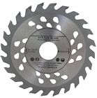 NEW 115mm to 185mm Angle Grinder Circual Saw Blades for wood and plastic 24&40TC