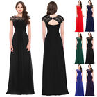 Crazy Sale Long Bridesmaid Dresses Chiffon Party Cocktail Evening Prom Dress New
