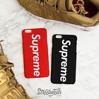 Supreme iPhone 5, SE, 6, 6 PLUS, 7, 7 PLUS Phone Case...