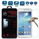 Genuine Tempered Glass Screen Protector For Samsung Galaxy J1 J5 J7 S4 S5 S6 S7